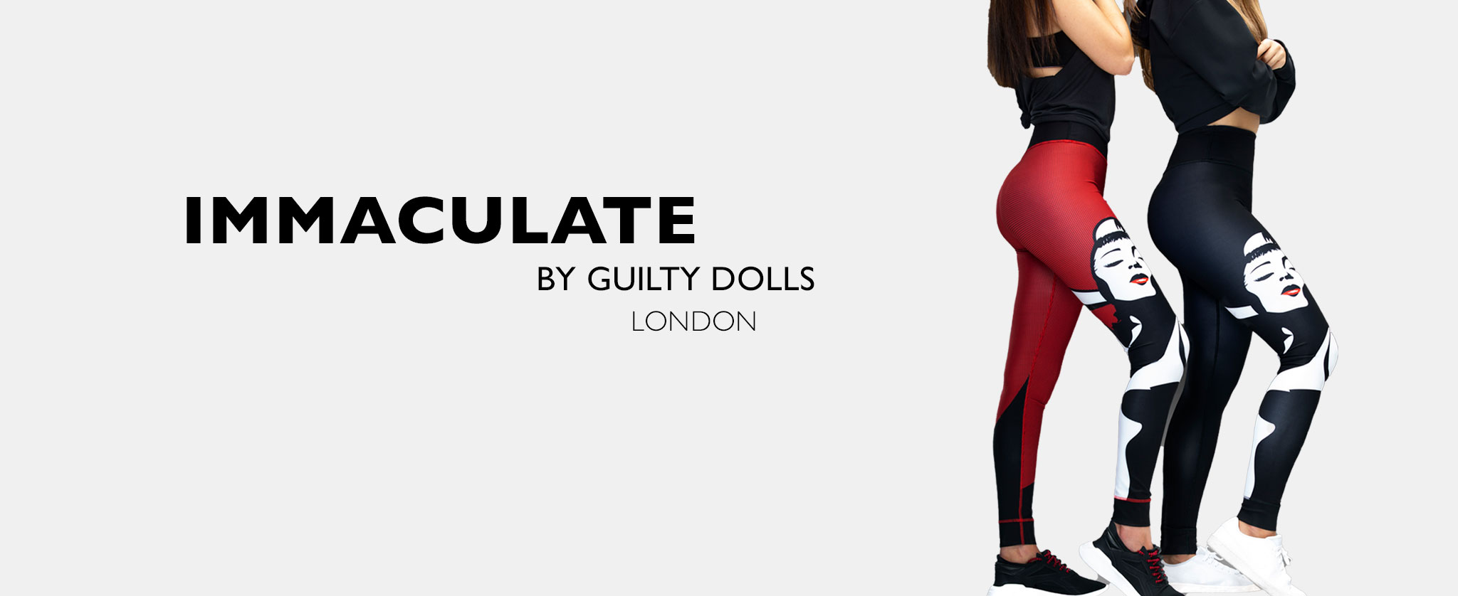 Guilty Dolls London   Athleisure Clothing